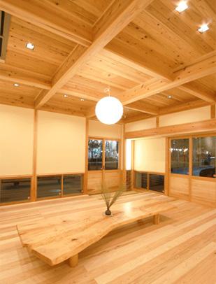 木の家をつくる会 構造・完成見学会・セミナー