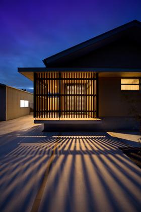 大垣内の家