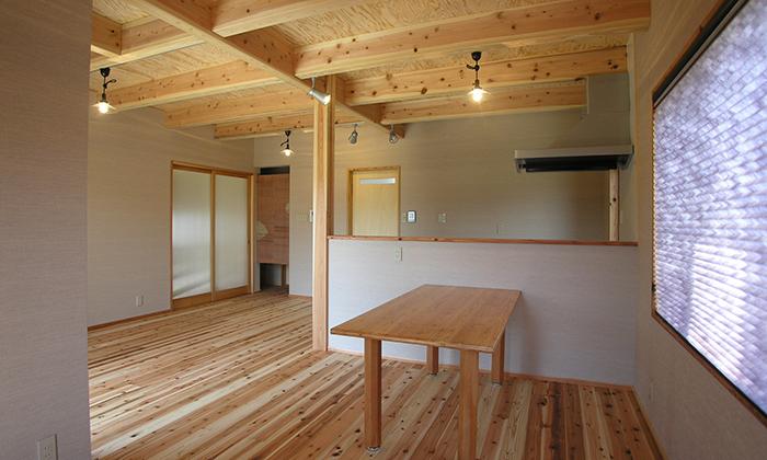 「和」を感じる小住宅